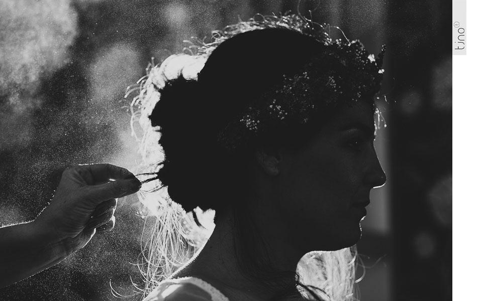 fotógrafo de bodas en Ubrique. Tino fotografía. Preparativos